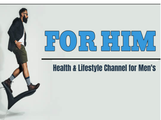 for him Roku Channel Poster